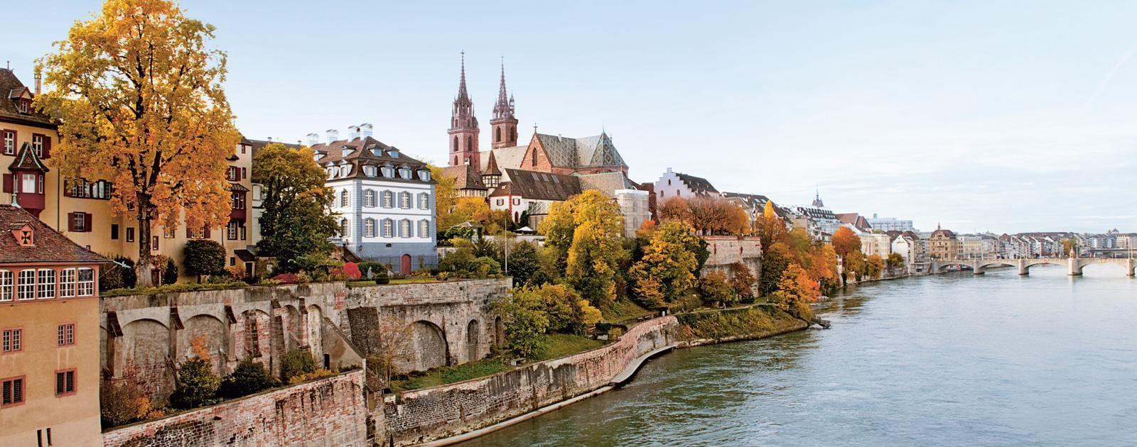 Базель город в Швейцарии достопримечательности фото