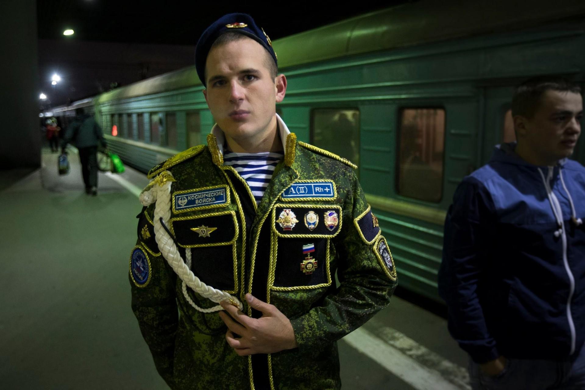 новом году, железнодорожные войска форма одежды фото студии для подводной