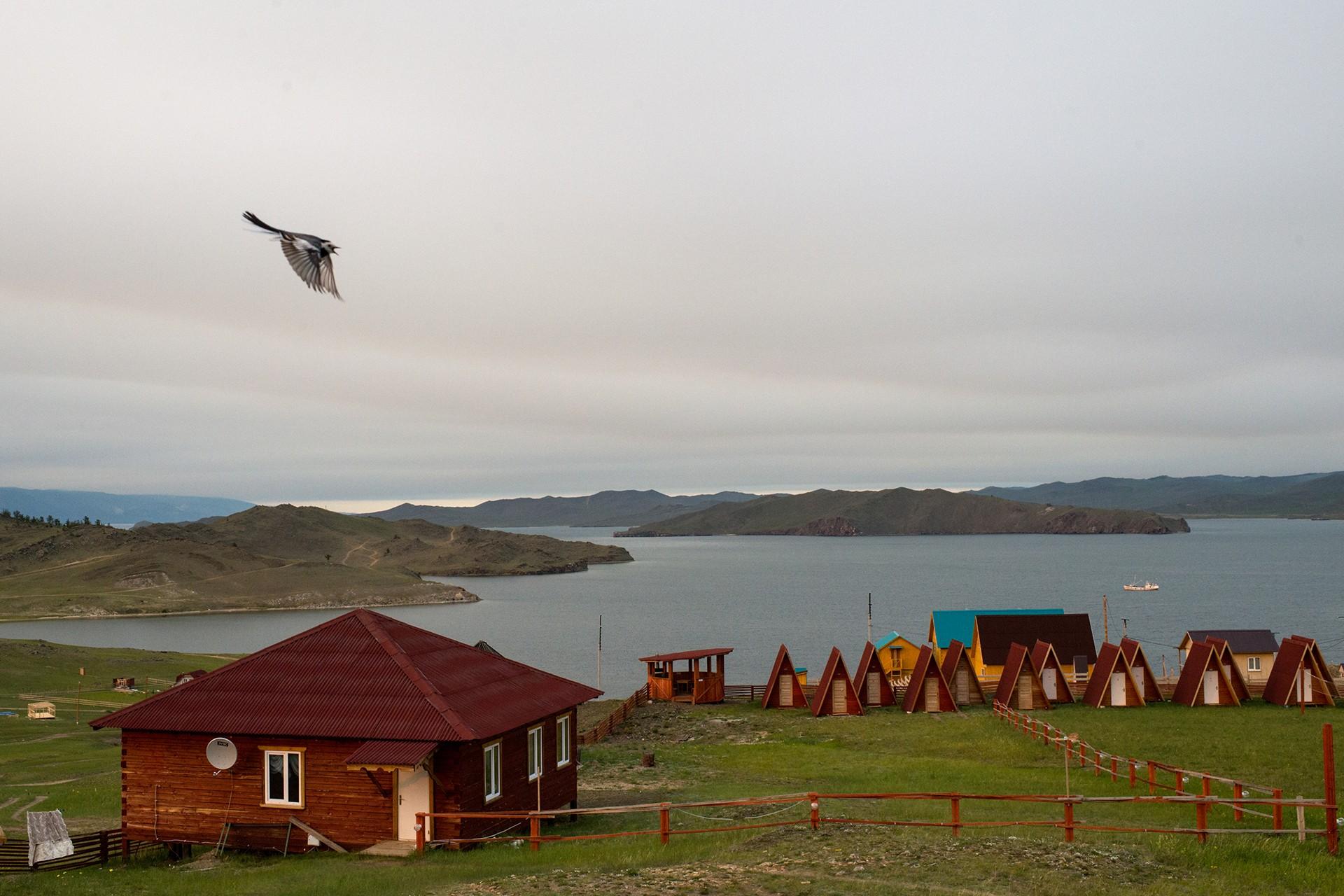 фото домов на озере байкал могут рычать